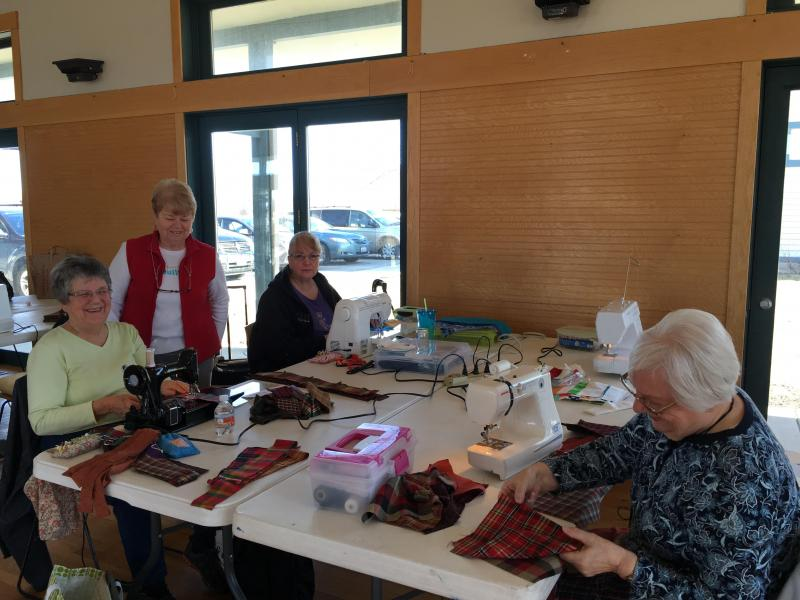 Social Quilting